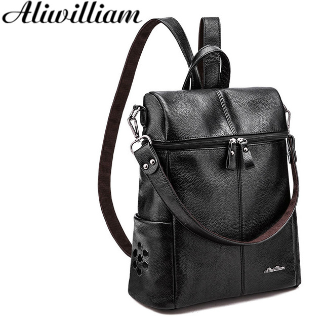 New Multifunction Backpacks Women Fashion Backpack High Quality ...