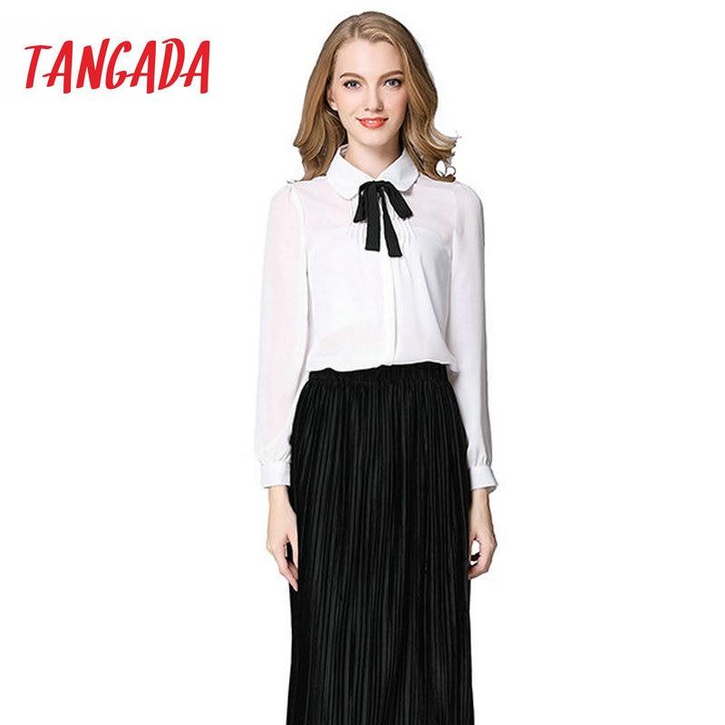 Buy Tangada Fashion Female Elegant Bow