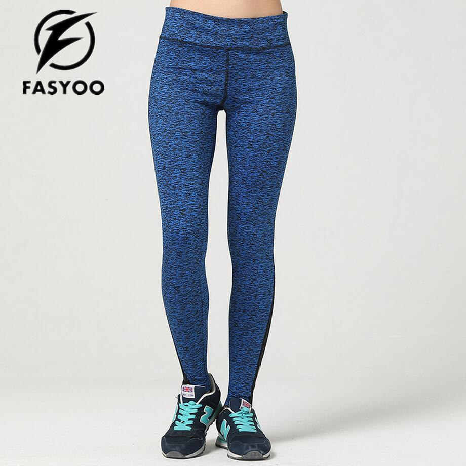 821005294a5e1 ... FASYOO Leopard Print Women Yoga Pants High Waist Running Tights  Leggings Elastic Femme Compression Fitness Trousers. RELATED PRODUCTS. Yoga  Pants High ...