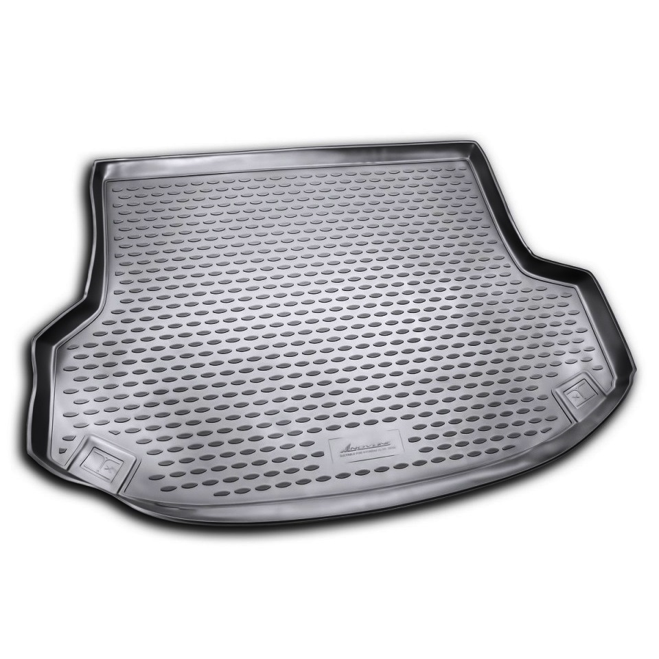 Car trunk mat for Hyundai ix35 2010-2015 Element NLC2036B13 waterproof anti slip car trunk mat protector cover car pet dog mat for hyundai tucson black
