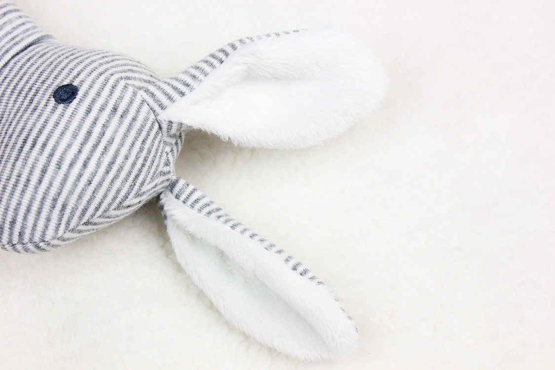 Niemowlę maluch niemowlę dzieci miękkie zabawki dla zwierząt grzechotki łóżko rozwoju ręcznie pluszowa zabawka