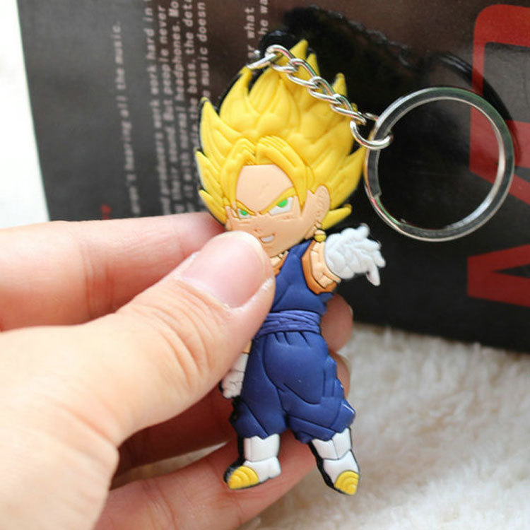 Toys & Hobbies ... Action & Toy Figures ... 32655925070 ... 3 ... Dragon Ball z Action Figures Cosplay Monkey King Pvc Silicone Pendant Keychain Brinquedos Kids toys ...
