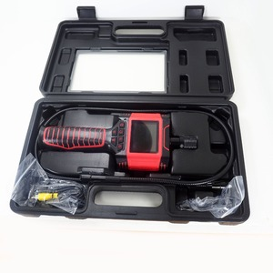 "Image 4 - Dia 8.5mm 1 M 2 M สายวิดีโอ Endoscope Borescope กล้อง 99D2 2.3 ""LCD สีกันน้ำท่อกล้องตรวจสอบหลอด"