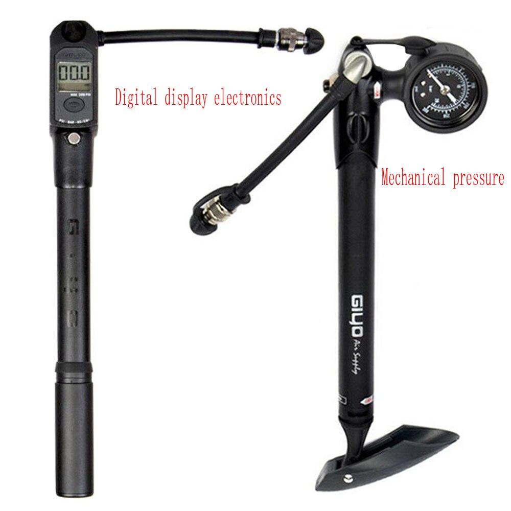 New KS AIR-8 300 PSI High Pressure Pump For Bike Air Shock Supension Seat Post