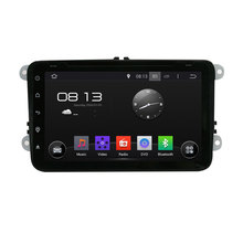 Android 4.4 Car Stereo Radio GPS Navigation for VW universal DVD Player  Autoradio RAM 1GB HD Capacitive 3G WiFi Mirror Link