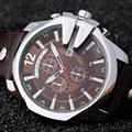 2016 CURREN Hombres Relojes de Primeras Marcas de Lujo del Relogio masculino Reloj Hombre Cuarzo Analógico Deportes Relojes de Oro Hombres Del Reloj de Los Hombres reloj