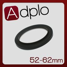 купить 52-62mm Step-Up Metal Adapter Ring / 52mm Lens to 62mm Accessory дешево