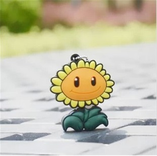 New style sunflower stick USB 2.0 USB Flash Drive 4g 8g 16g 32g 64g Memory Stick Thumb/Pendrive key U Disk creative Gift S348