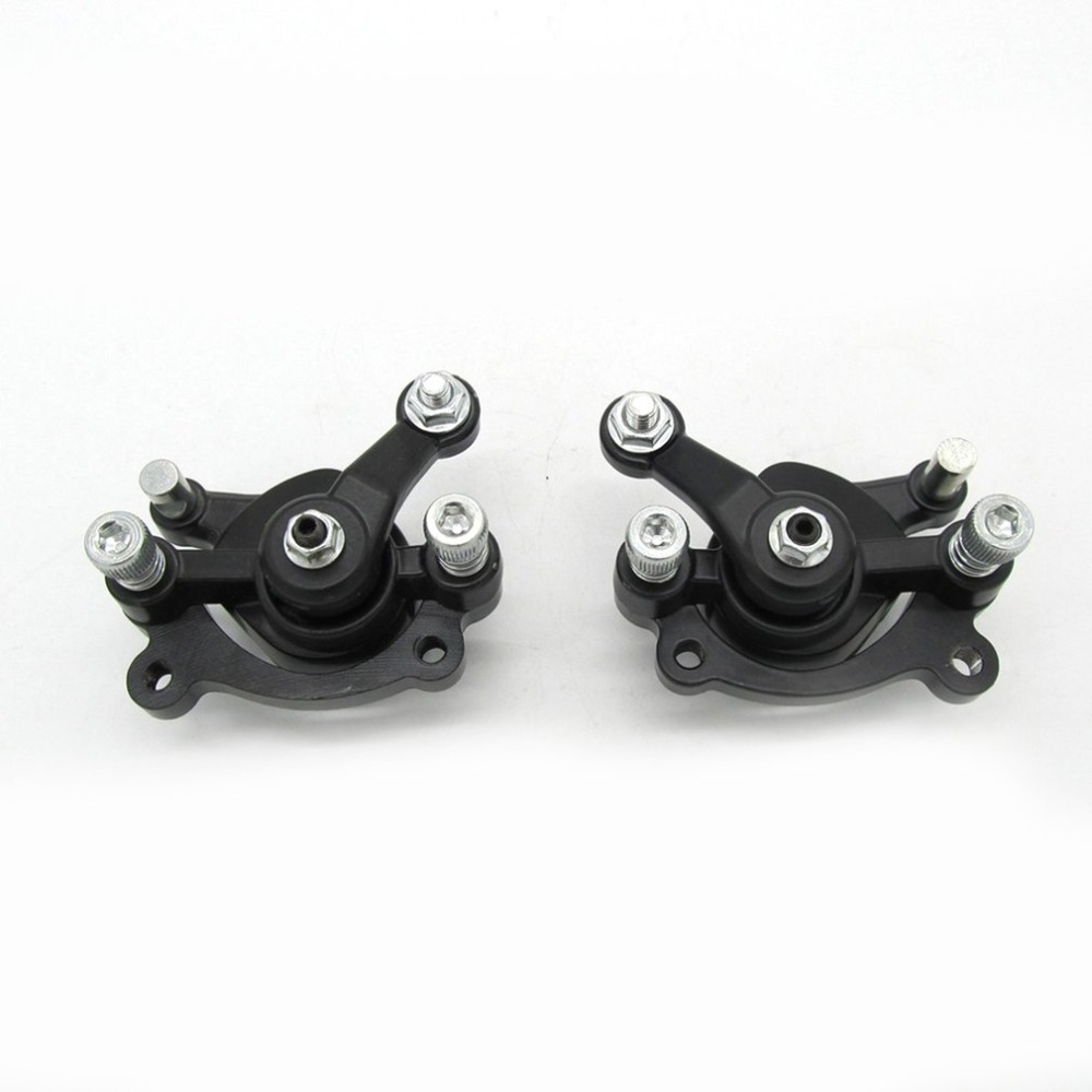 Scooter Quad Brake Disc Calliper Bicycle Mechanical Caliper Dirtbike Disc Brakes Durable Bicycle AccessoriesScooter Quad Brake Disc Calliper Bicycle Mechanical Caliper Dirtbike Disc Brakes Durable Bicycle Accessories