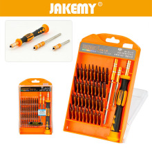 JAKEMY 39 in 1 Precision Screwdriver Tool Set Multi-Purpose Screwdriver Head with Extension Rod for Digital Electronic Repair  arrival 45 in 1 screwdriver tools multifunction digital electronic repair for precision screwdriver set iphone ipad