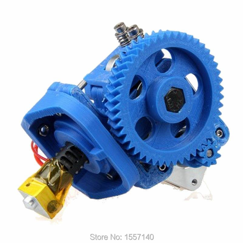Assembled GT3 3D Printer Extruder SH51 For 3D Printers Extrusion Nozzle 0.3mm/0.35mm/0.4mm/0.5mm Printing Resolution 0.1mm free shipping corn extruder corn puffed extrusion rice extruder corn extrusion machine food extrusion machine