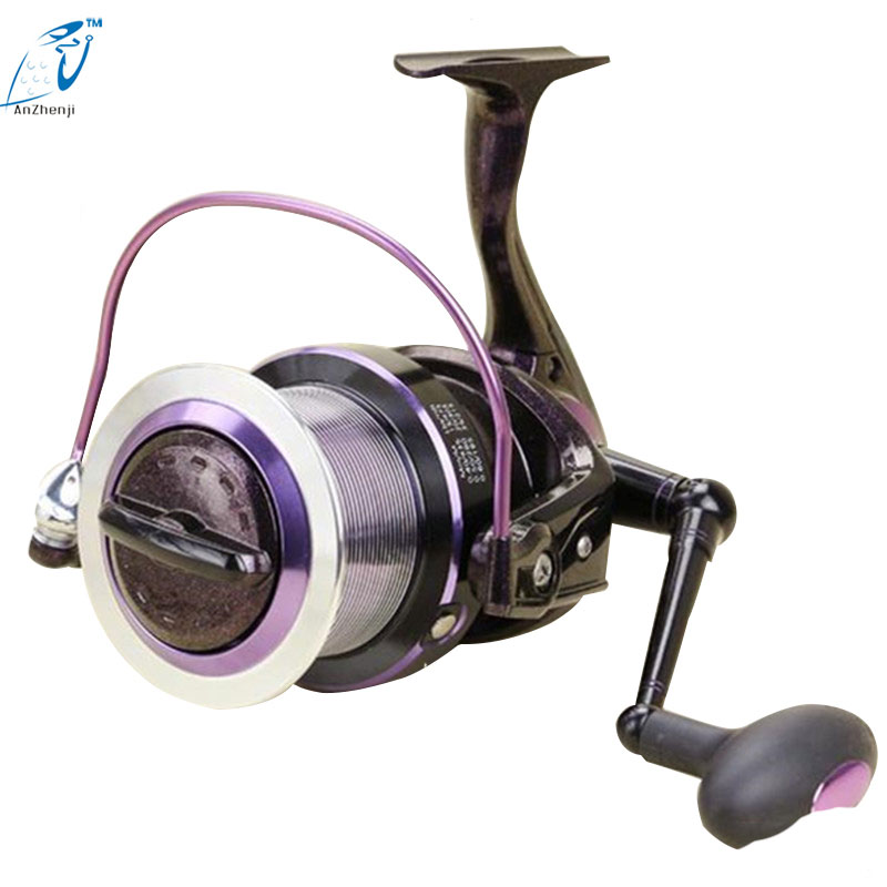 2017 New Free Shipping Spinning Reel fishing Reel Distant Whee13+1BB 4.1:1 Spinning Reel Casting Fishing Reel Lure Tackle Line купить