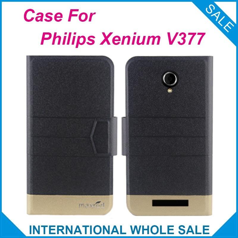 ¡Caliente! Para Philips V377 Estuche Nuevo negocio de moda Cierre - Accesorios y repuestos para celulares