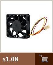 1 Piece Replacement Cooler Fan 12038 120x38mm 12cm 120mm 220V 240V AC Cooling Fan Metal