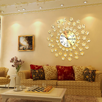 Fashion wall clock table modern quartz clock silent watch fashion clock pocket watch decoration
