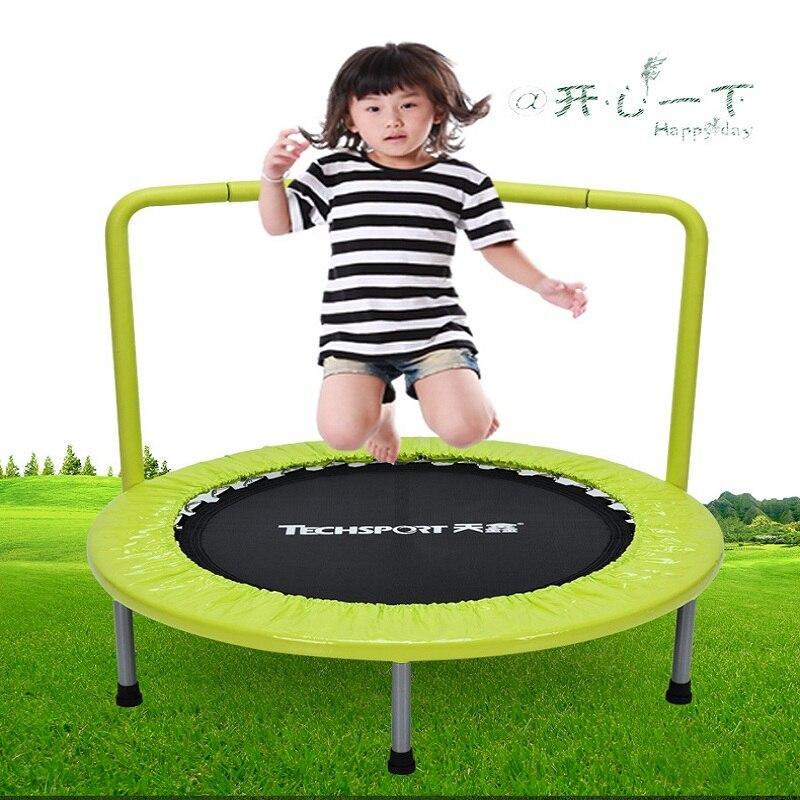 "36"" Kid's Mini Exercise Trampoline Portable Trampoline"