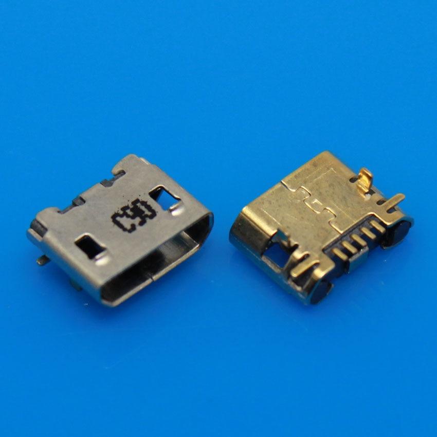 10 шт./лот Micro USB разъем зарядки Зарядное устройство Разъем для <font><b>Dell</b></font> Venue 11 Pro 7130 7140 5130 V11 Планшеты для Nokia Lumia 610 мобильный