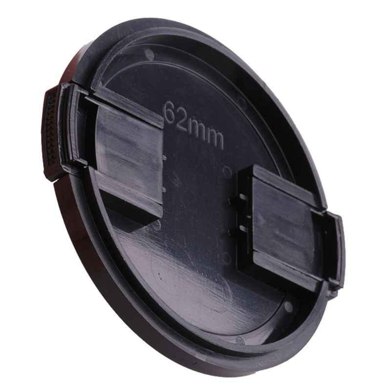 67/72/77/82/95/105 MM Universal คลิปพลาสติกฝาครอบเลนส์ด้านหน้าป้องกันสำหรับ Canon Nikon Pentax DSLR กล้อง Accesso