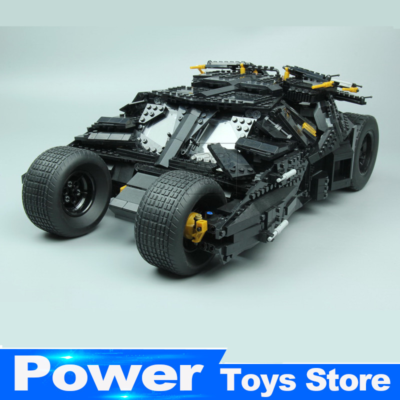 Lepin 07060 1969Pcs Super Heroes Batman Chariot The Tumbler Batmobile Batwing Building Blocks Bricks Education Toys 7111 building blocks super heroes batman chariot the tumbler batmobile batwing joker mini bricks 34005 07060 lepintoys