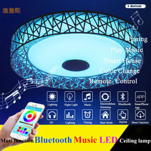 hot deal buy  bluetooth ceiling lights for indoor lighting  led  music  ceiling lamp fixture for living room bedroom lam