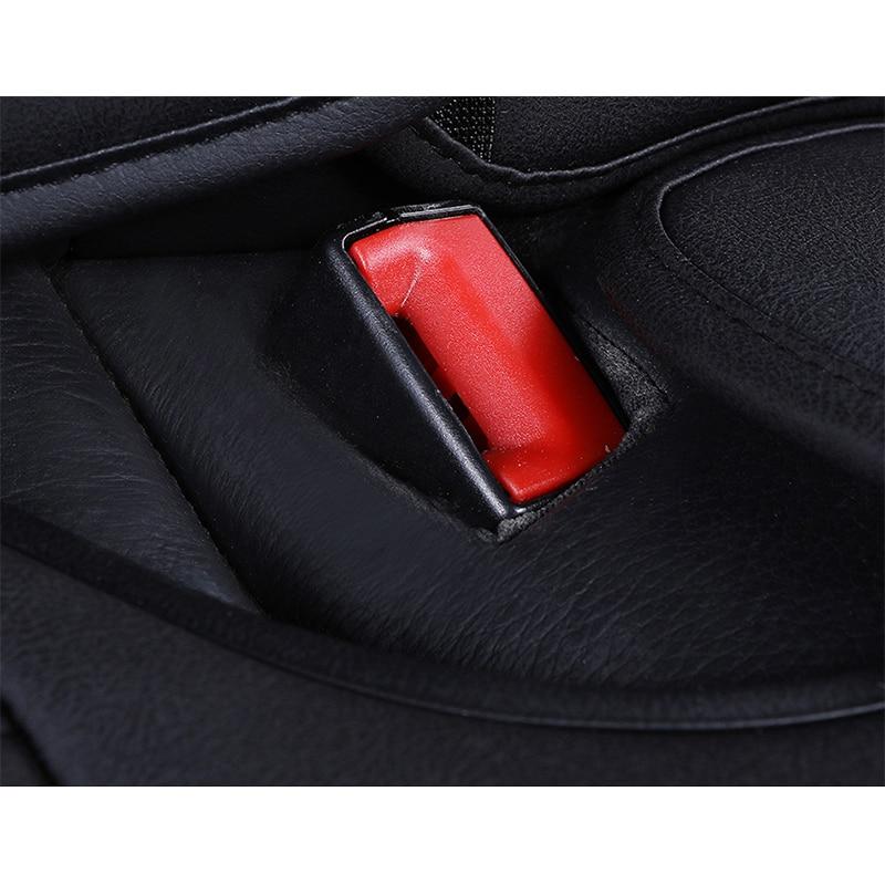 Nouvelle housse de siège de voiture universelle en cuir de luxe pour hyundai Elantra solaris tucson Zhiguli veloster getz creta i20 i30 ix35 i40 car - 5
