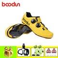 Обувь для велоспорта BOODUN pro sapatilha ciclismo для мужчин и женщин  обувь для езды на велосипеде  обувь для езды на велосипеде  спортивная обувь  кросс...