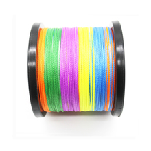 500m Multicolor PE Braided Fishing Line 4 Strands 100lb Saltwater Carp Fishing Lines Fishing Tackle Braided Line For Fishing