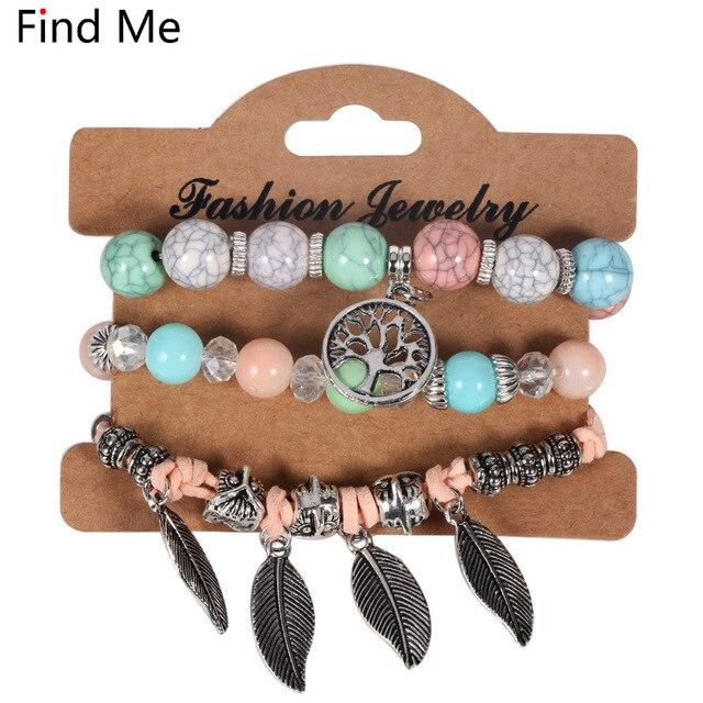 7132a4983621 Encontrar 2019 marca de moda Vintage étnicos elasticidad mármol pulsera de  perlas Boho Declaración deja brazalete