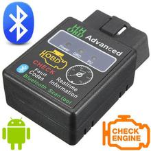 free shipping High Quality Scanner Torque U ELM327 v1 5 Bluetooth OBD2 Car CAN Wireless Adapter