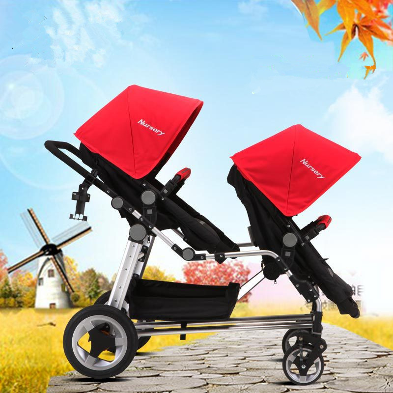 Twims Babies Strollers7