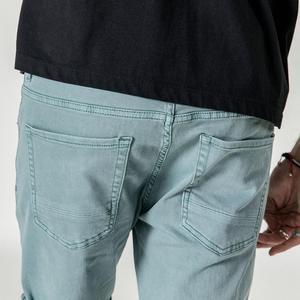 Image 4 - SIMWOOD offre spéciale 2020 été Shorts hommes genou longueur coton Shorts homme mode décontracté haute qualité mince marque vêtements 180073