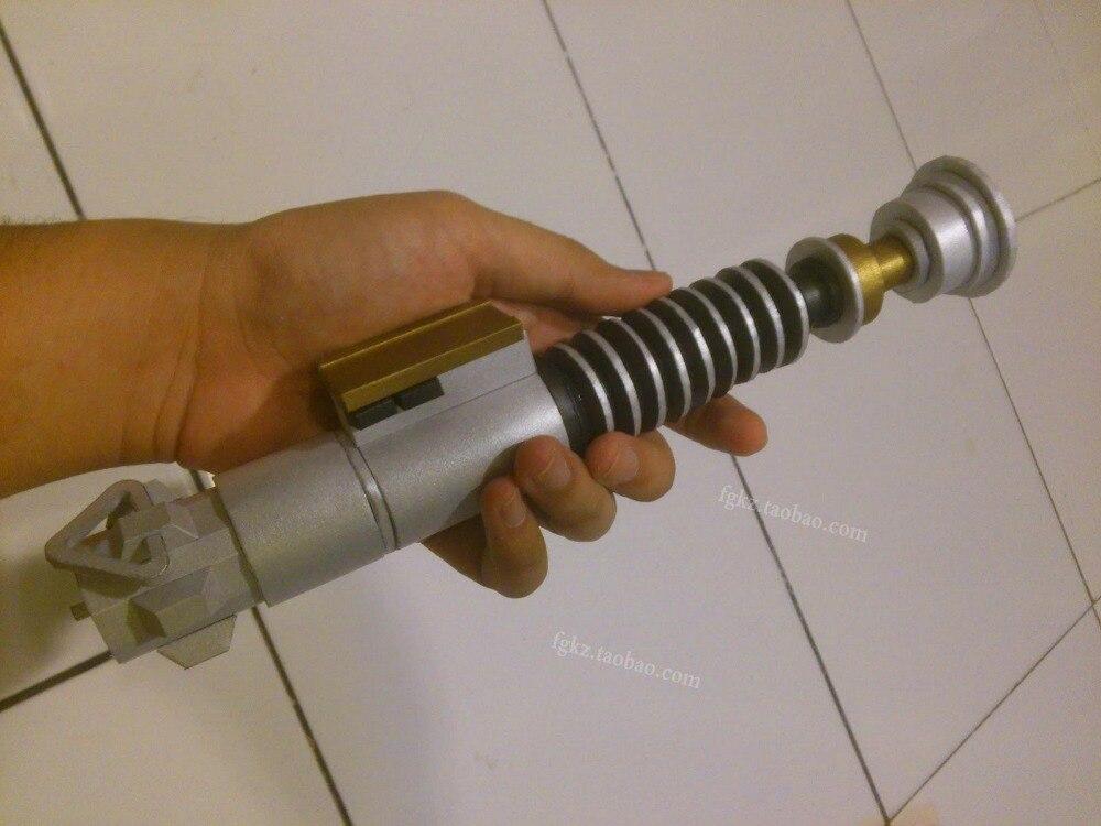 3D Paper Model Star Wars Luke Skywalker Lightsaber DIY Handmade Toy