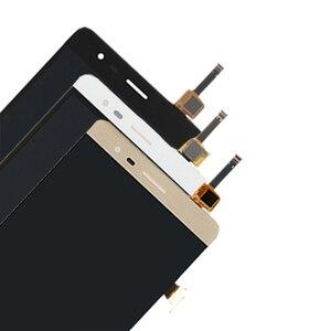 Image 5 - 100% probado para Lenovo K5 nota A7020 K52t38 k52e78 LCD + digitalizador de pantalla táctil componente + envío gratuito