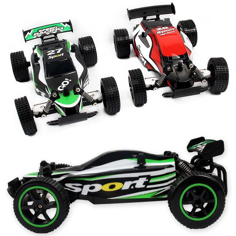15 KM/H haute vitesse télécommande voiture 1:20 vitesse RC dérive RC voiture radiocommandée voitures Machine 2.4G 2wd tout-terrain Buggy voitures