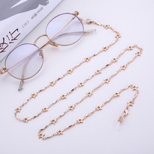 Dawapara 2019 New Pentagram Fashion Glasses Chain In Women's Eyewear Ac