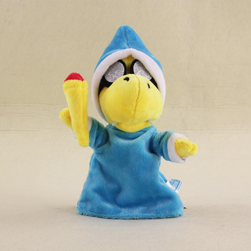 """Peluche De Bowser Koopa Suave Juguete De Peluche Teddy Muñeca 8 /"""" New Super Mario Bros."""