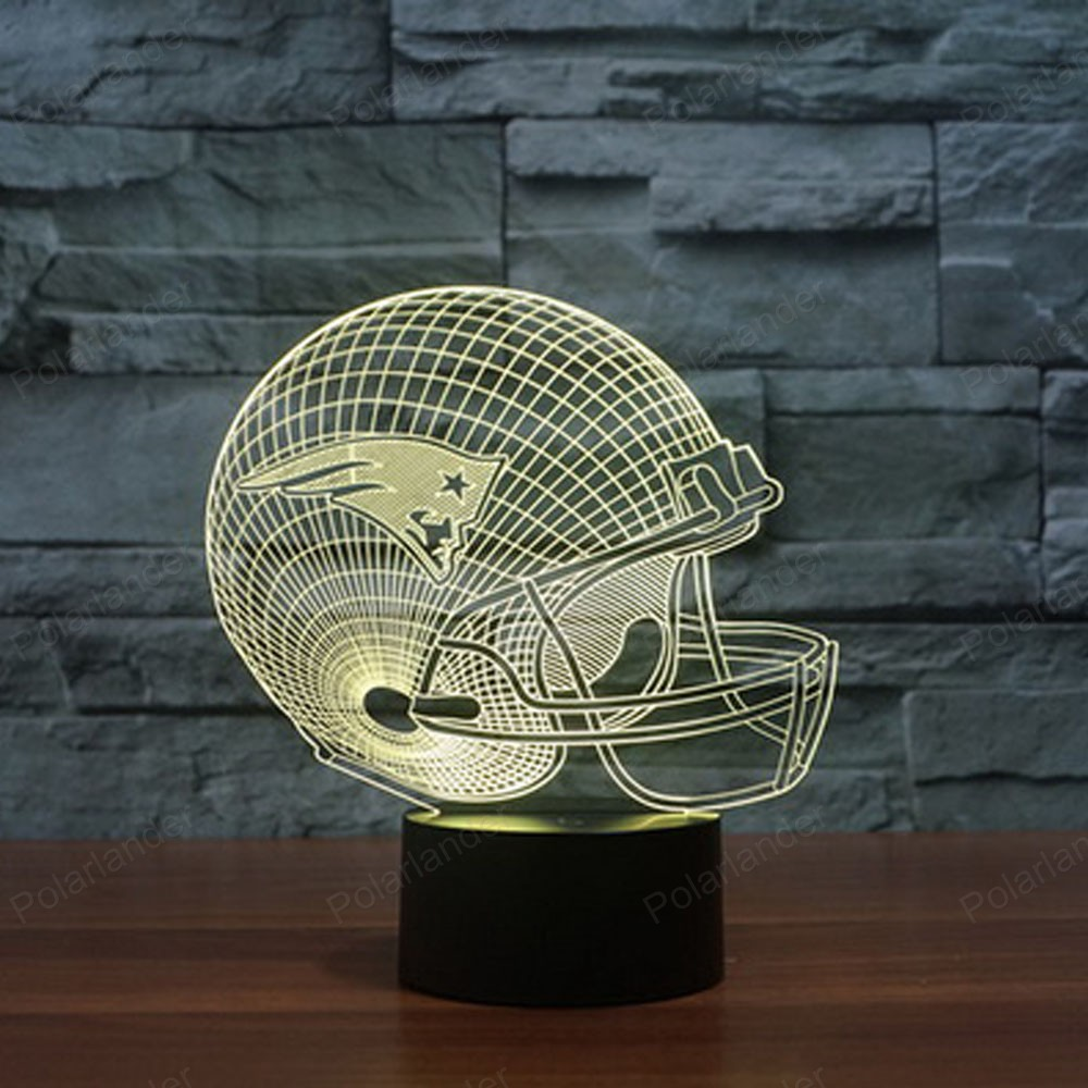 optical illusion night changing 3d colorful touch lampe desk bulbing usb llights sleeping colors gift