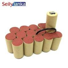3000mAh for BERNER 19.2V Ni MH Battery pack CD Power Pack BGA-1620 BGA1620  for self-installation