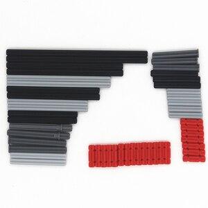 New 50pcs CROSS AXLE series bricks model building blocks toy boy technic parts children toys compatible with Lego bricks(China)