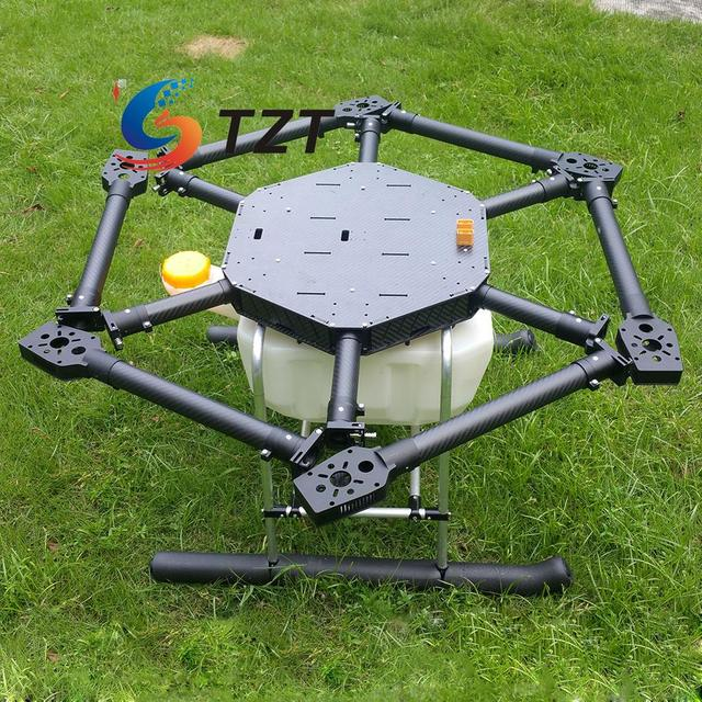 FPV Hexacopter 6 Axis Plant Protection Drone 1600mm Carbon Fiber Center Board +Motor Base +Landing Gear