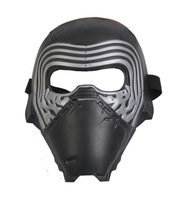 2016 NEW Hot Sale Star Wars 7 The Force Awakens Kylo Ren Mask Cosplay Lead Villain