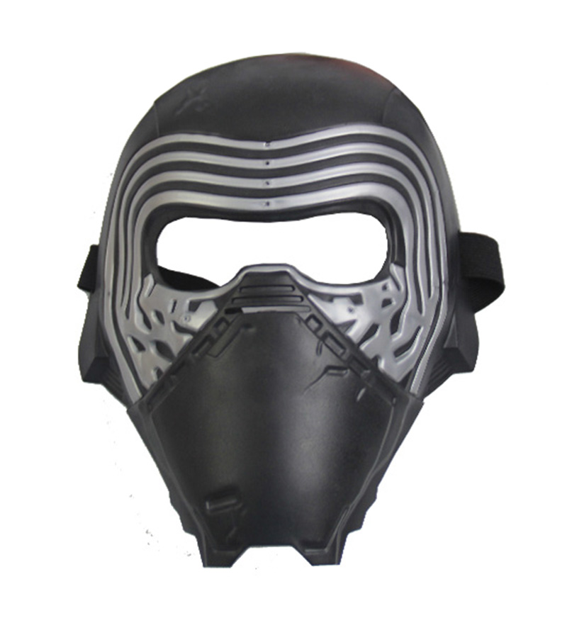 2016 NEW Hot sale Star Wars 7 The Force Awakens Kylo Ren mask cosplay lead villain mask accessories Film periphery