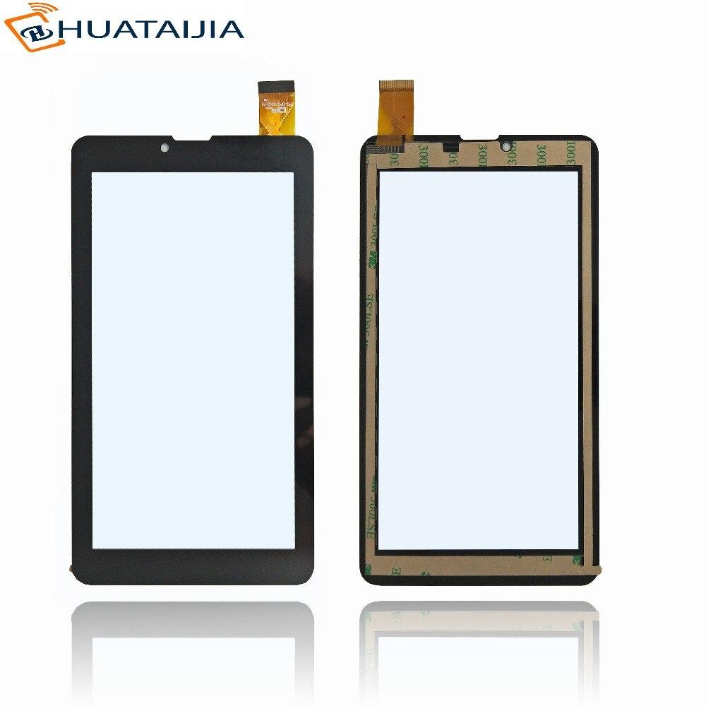 Новый Сенсорный экран для 7 RoverPad Sky Glory S7 3G Go C7 Go S7 Планшеты Сенсорный экран Панель планшета Стекло Замена бесплатная доставка ...