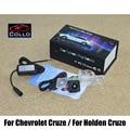 Láser Luces de Niebla Para Chevrolet Cruze/Para Holden Cruze 2009 ~ 2012/Accesorios de Automóviles Niebla Luces de Advertencia de Alarma lámpara