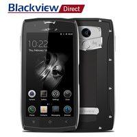 2017 Blackview BV7000 про мобильный телефон IP68 Водонепроницаемый MT6750T Octa Core 5 FHD 4 г + 64 г отпечатков пальцев gps ГЛОНАСС 4 г смартфон