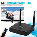 2016 УБИТЬ Android 5.1.1 TV Box 2 Г/16 Г Amlogic S905 2.4/5 Г Двойной wi-fi с DLNA Airplay КОДИ XBMC Quad-Core UHD 4 К 3D Miracast ЕС/США