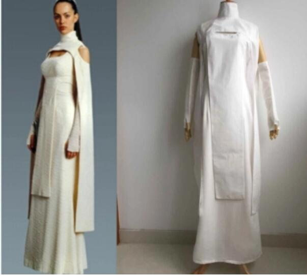 Costume Star Wars Sheltay Retrac Cosplay Costume Adult Woman's Halloween Party Costume Cosplay