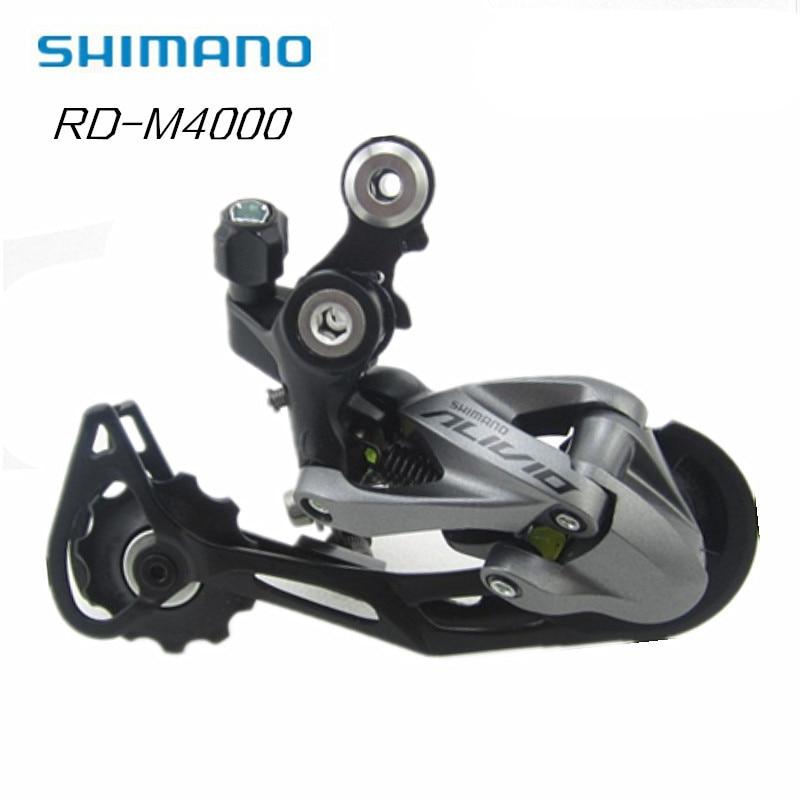 shimano ALIVIO RD-M4000リアディレイラー3 * 9s 27s MTBバイク自転車ディレイラーM4000グループセットshimano alivio m4000