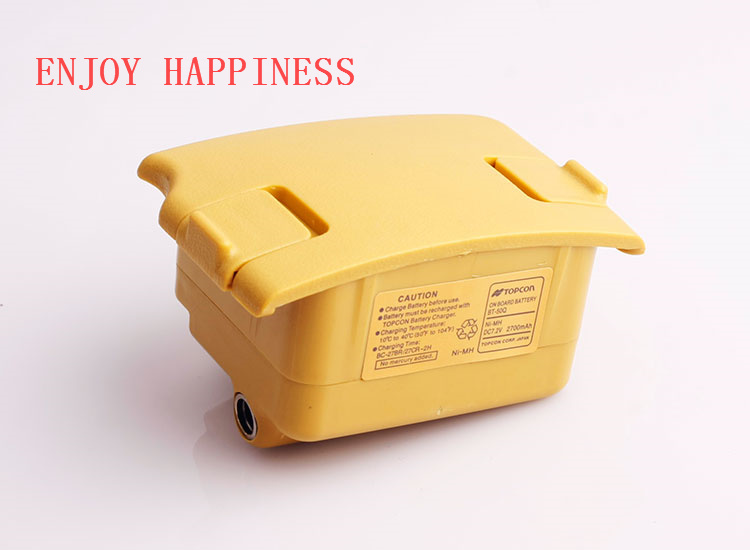 For Sale BT-50Q Ni-MH Battery For Topcon Total Station new topcon bt l2 battery for topcon es os and sokkia total station gps