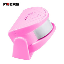 Fuers Wireless Door Bell Infrared 8m Welcome Guest Alarm Chime Motion Sensor Detector for Shop Home Store 32 Different Melodies